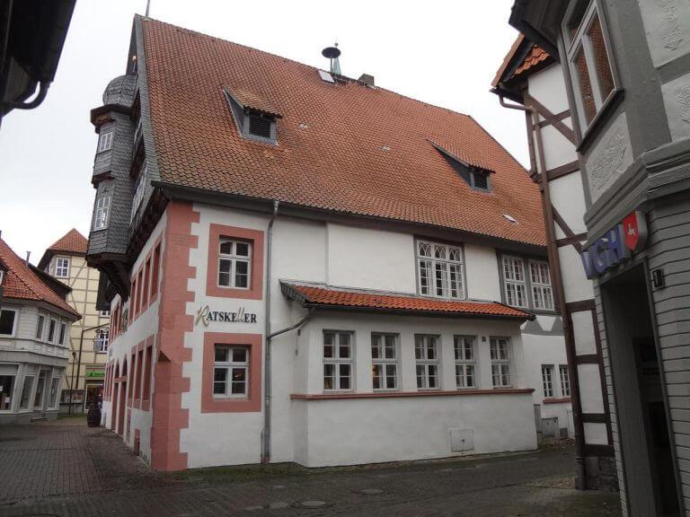 pg-lange - Altes Rathaus Osterode Foto Nord-Ost