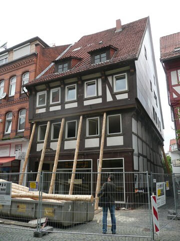 pg-lange - Breite Straße 49 Abdrempelung Stadt