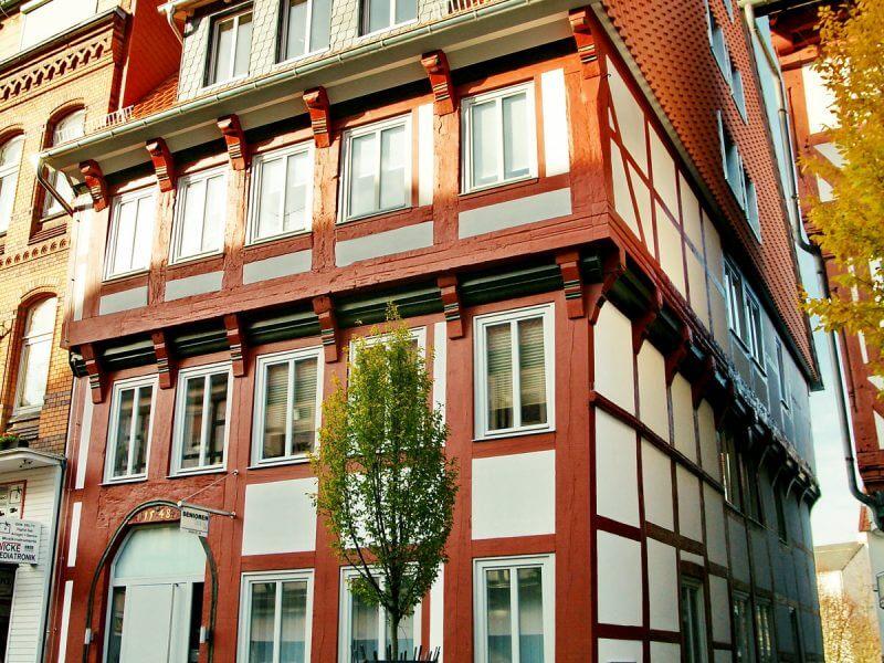 pg-lange - Breite Straße 49 Fassade Stadt