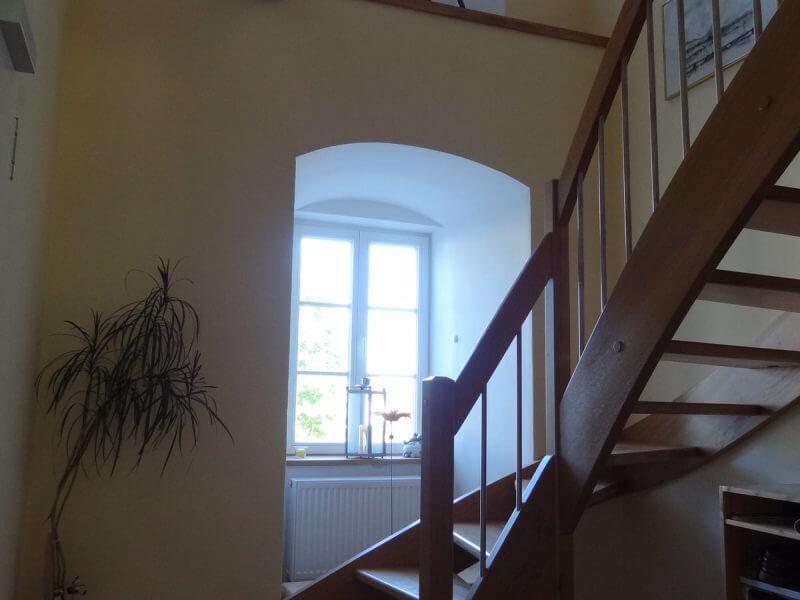 pg-lange - ehem. Waisenhaus neuer Treppenaufgang