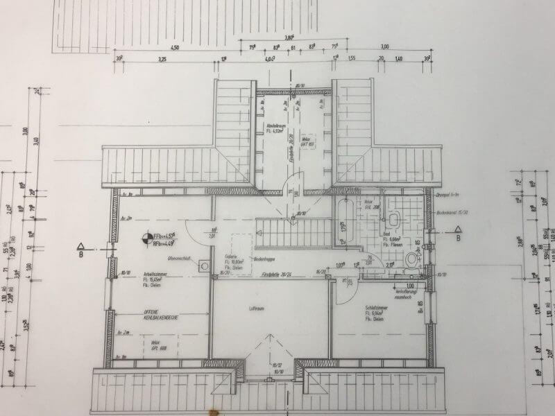 pg-lange - Neubau Holzrahmenbau Dachgeschoß