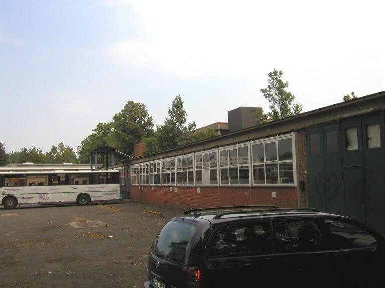 pg-lange - RBB Göttingen Foto Bestand Fassade Hof