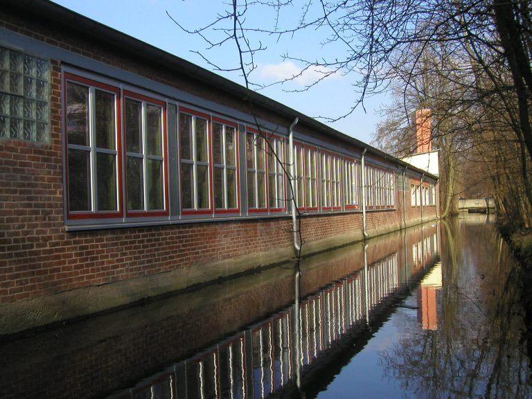 pg-lange - RBB Göttingen Foto fertiggestellte Fassade Fluss