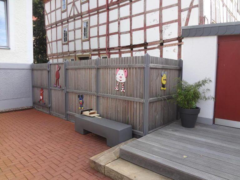pg-lange - Tabalugahaus Gartenzaun