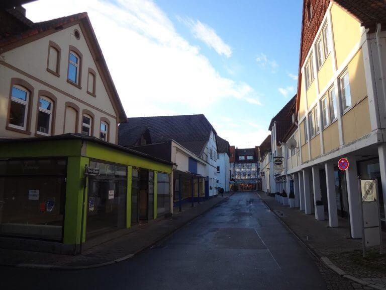 pg-lange - Knochenhauerstraße Bestand Ansicht West