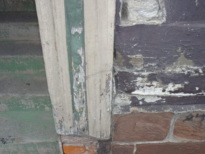 pg-lange - Schaupenstiel 16 Northeim Fassade Nord Schäden
