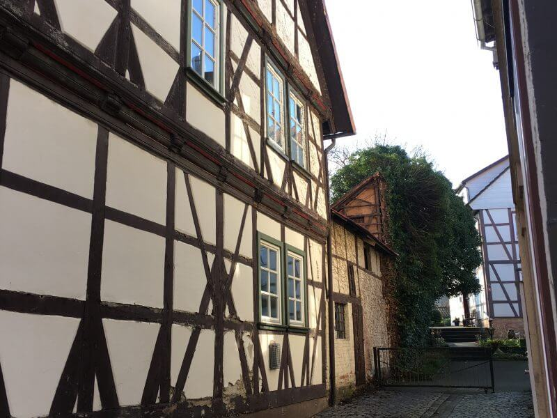 pg-lange - Schaupenstiel 16 Northeim Fassade West