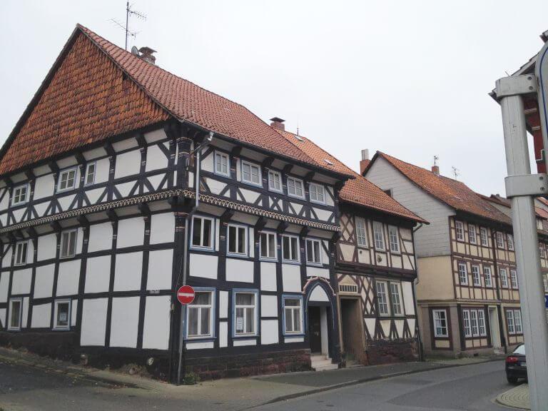 pg-lange - Schaupenstiel 16,18 Northeim Fassade Ecke Nord-Ost