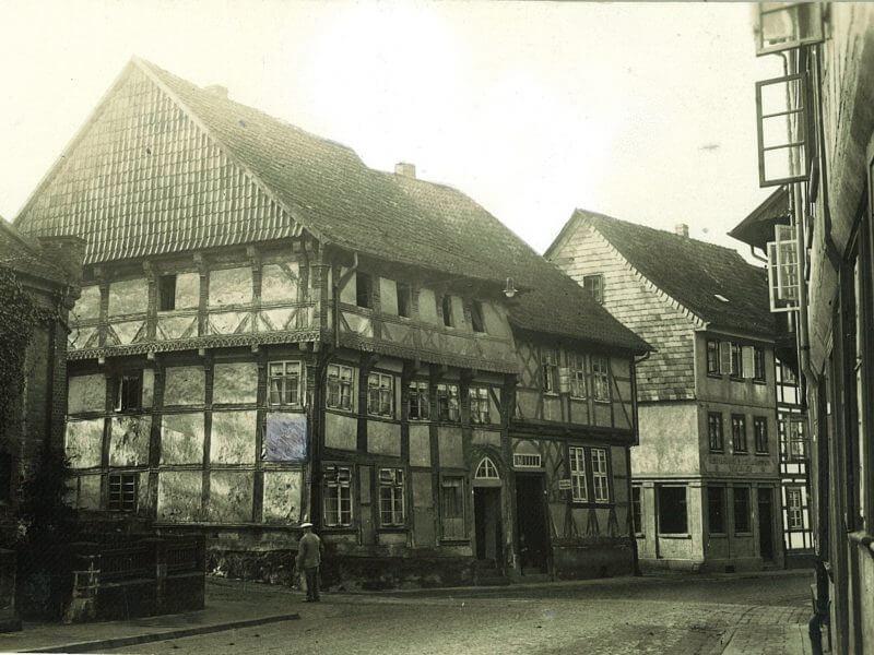 pg-lange - Schaupenstiel 16,18 Northeim historische Bilder