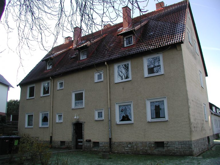 pg lange Mehrfamilienhäuser Bestand