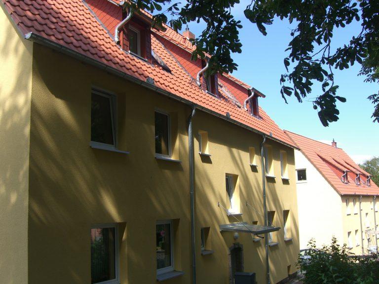 pg lange Mehrfamilienhäuser nach Modernisierung