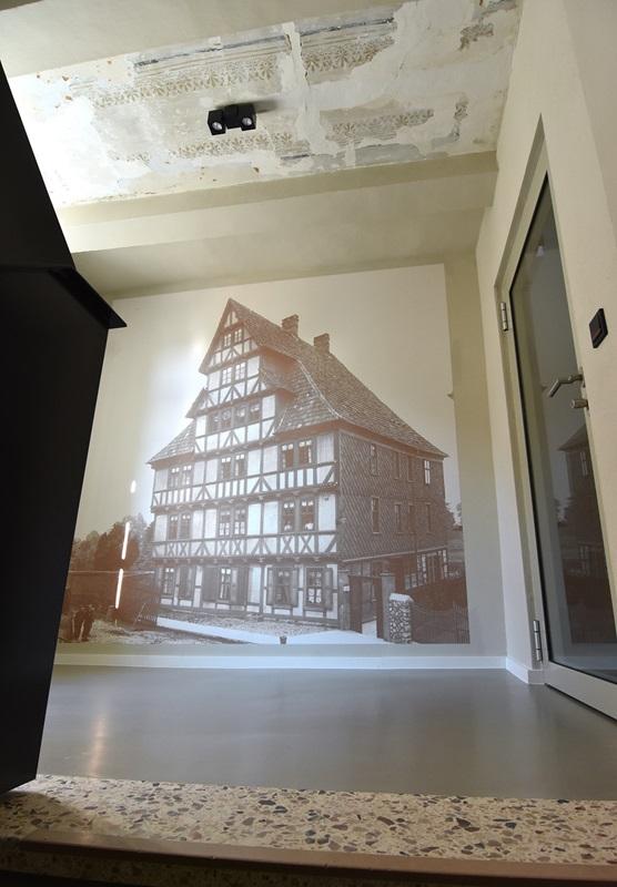 pg lange Markstraße 88 Treppenhaus - Foto Iris Blank